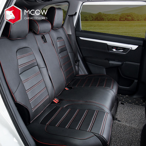 2019 Hot Sale PU Leather Car Seat Covers Used For CRV 2017-2019