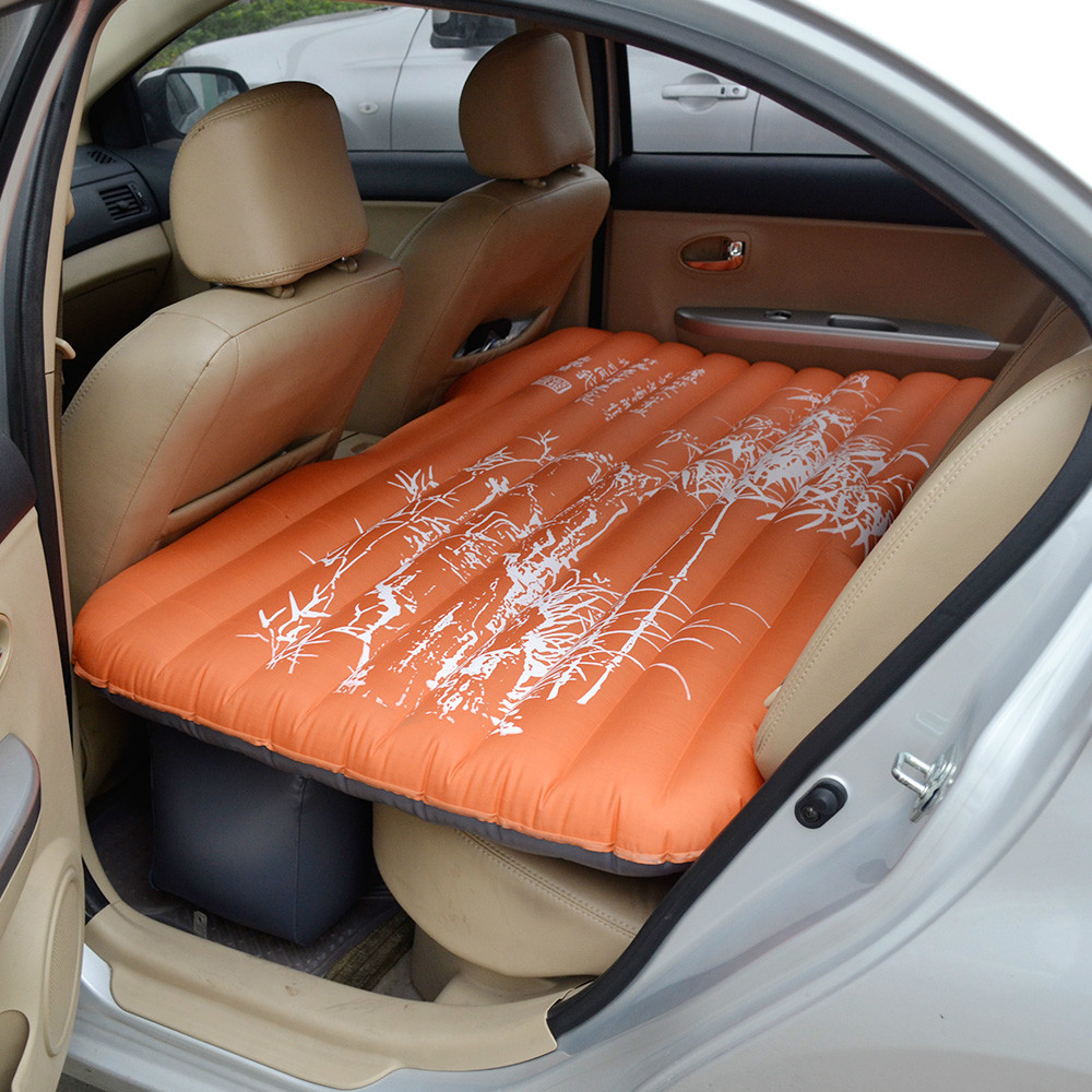 2015 Hottingfree Shipping Latest Inflatable Car Bed