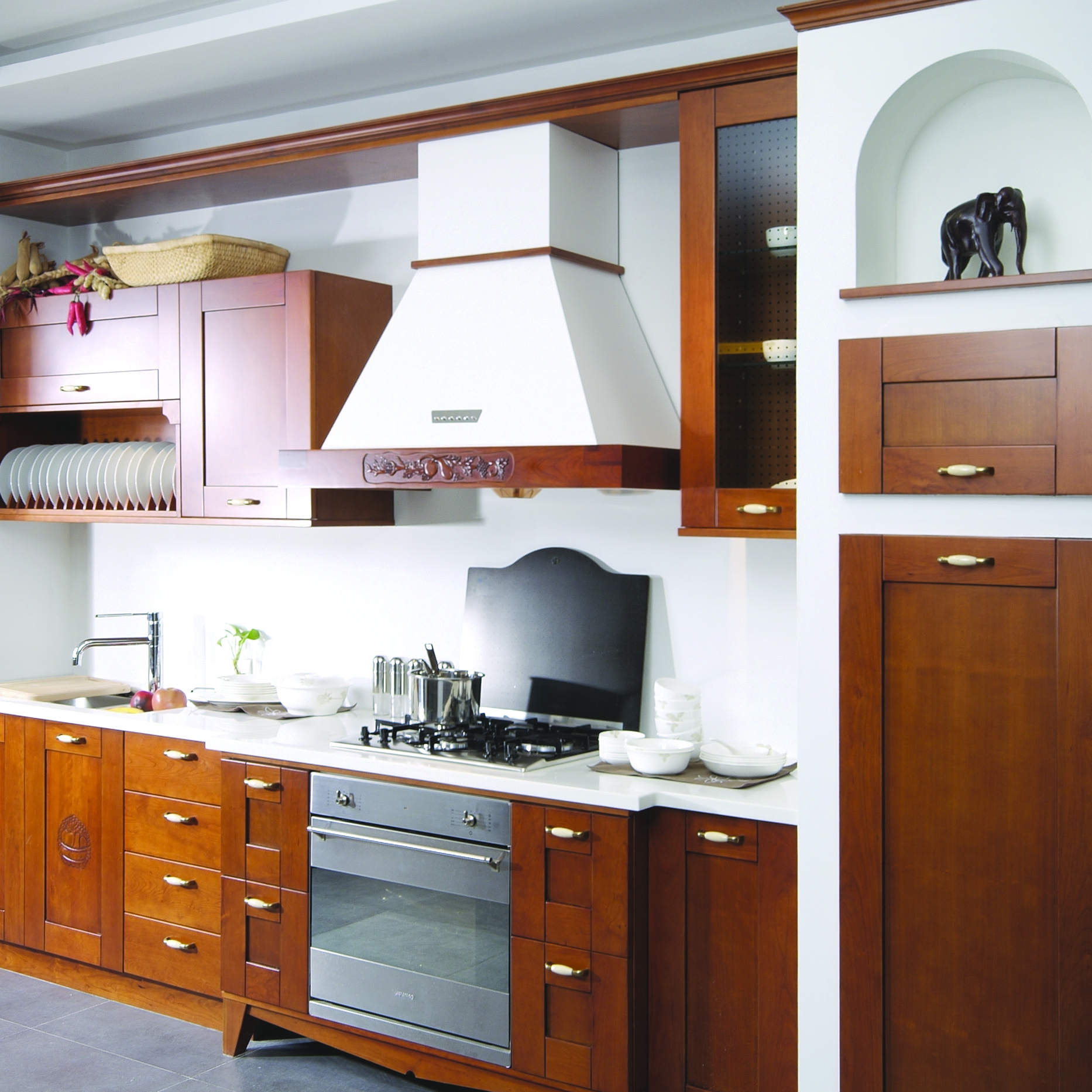 Welbom Modern Kitchen Cabinets Modular Kitchens - Buy High ...