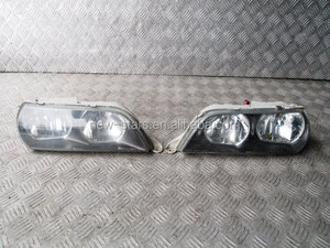 USED JDM Front Black Headlights Lights OEM for 96-00 Chaser JZX100 1JZ-VVTI