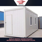 20ft 40ft Combinado Flat Pack Casa Do Recipiente Modular