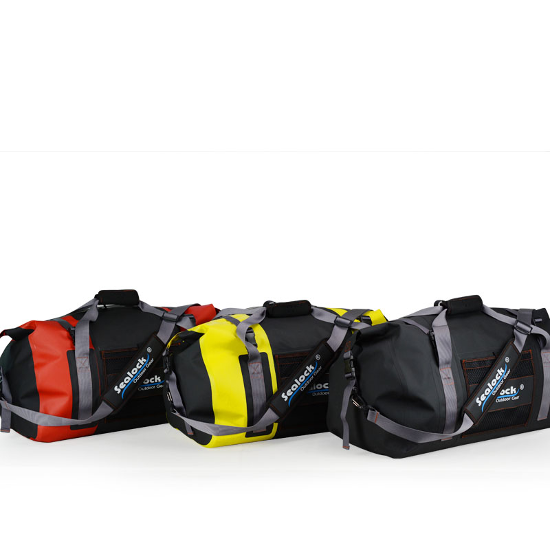 60L with air-right zipper Waterproof for outdoor sports Waterproof Duffel bag & travel for packing bag