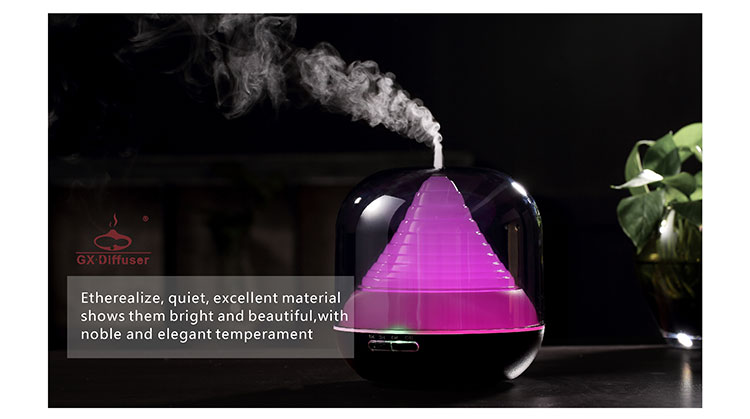 RoHS Certification and Tabletop / Portable Installation Aroma Diffuser
