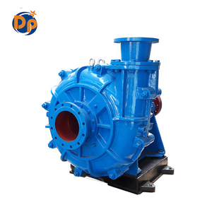 China Manufacture Horizontal Wear Resistant Mining Slurry Pump