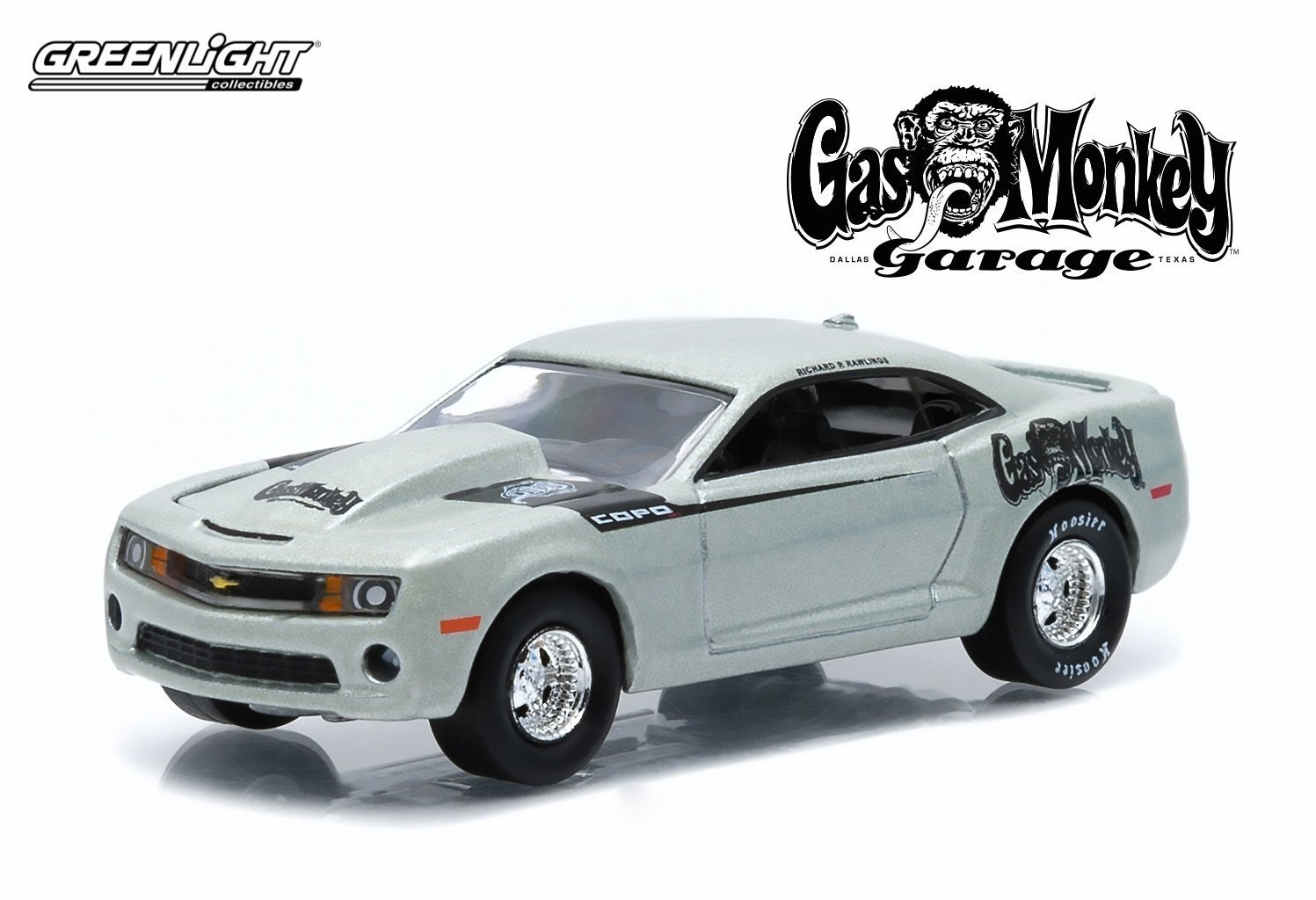 Buy 2013 CHEVROLET COPO CAMARO from the show GAS MONKEY