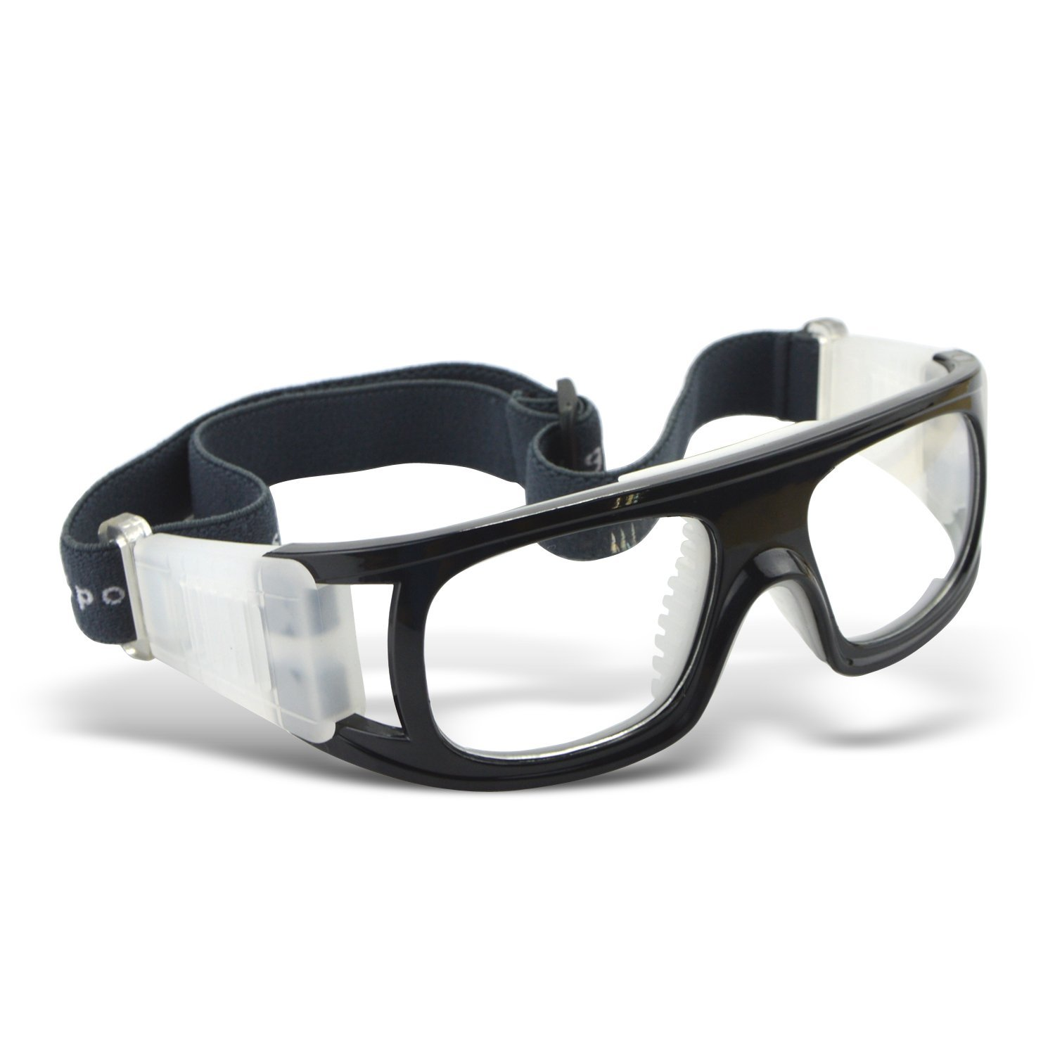 59116658524 Get Quotations · Elemart(TM) Unisex Sport Glasses Anti-fog Protective  Safety Goggles w  Adjustable