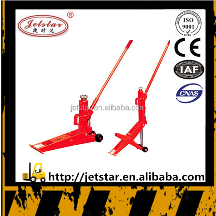 7T small hydraulic High-strength Iron Forklift repair special jack