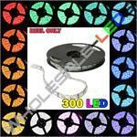 24V RGB Super Bright LED Strip Light 300 LEDs Reel