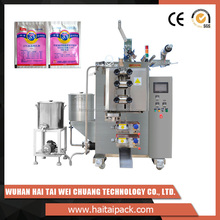 Most popular products high quality bee honey liquid packing machine HT-Y319CC