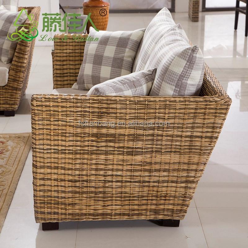 korbwaren und rattanindoor m bel wohnzimmer sofa produkt id 892596034. Black Bedroom Furniture Sets. Home Design Ideas