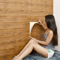 pe foam 3d wallpaper foam wall decorations brick foam wallpaper