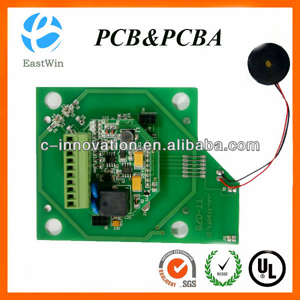 Asic board PCB prodcution A3255-Q48