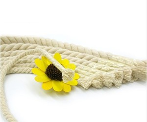 Best selling 5mm cotton rope