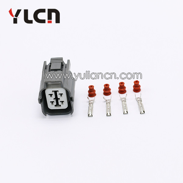 High quality 4 pin auto wiring connector for toyota