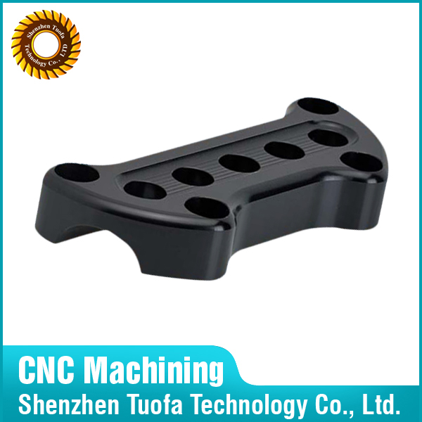 Non-standard cnc machining drilling anodized aluminum alloy bike/bicycle parts