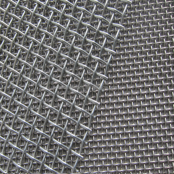 8x8 Mesh Plain Weave 304 316 Stainless Steel Wire Mesh