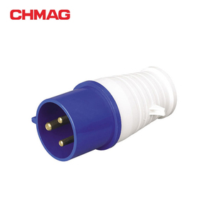 hot selling high quality 013 16A 3P IP44 220V electrical plugs Industrial male plug