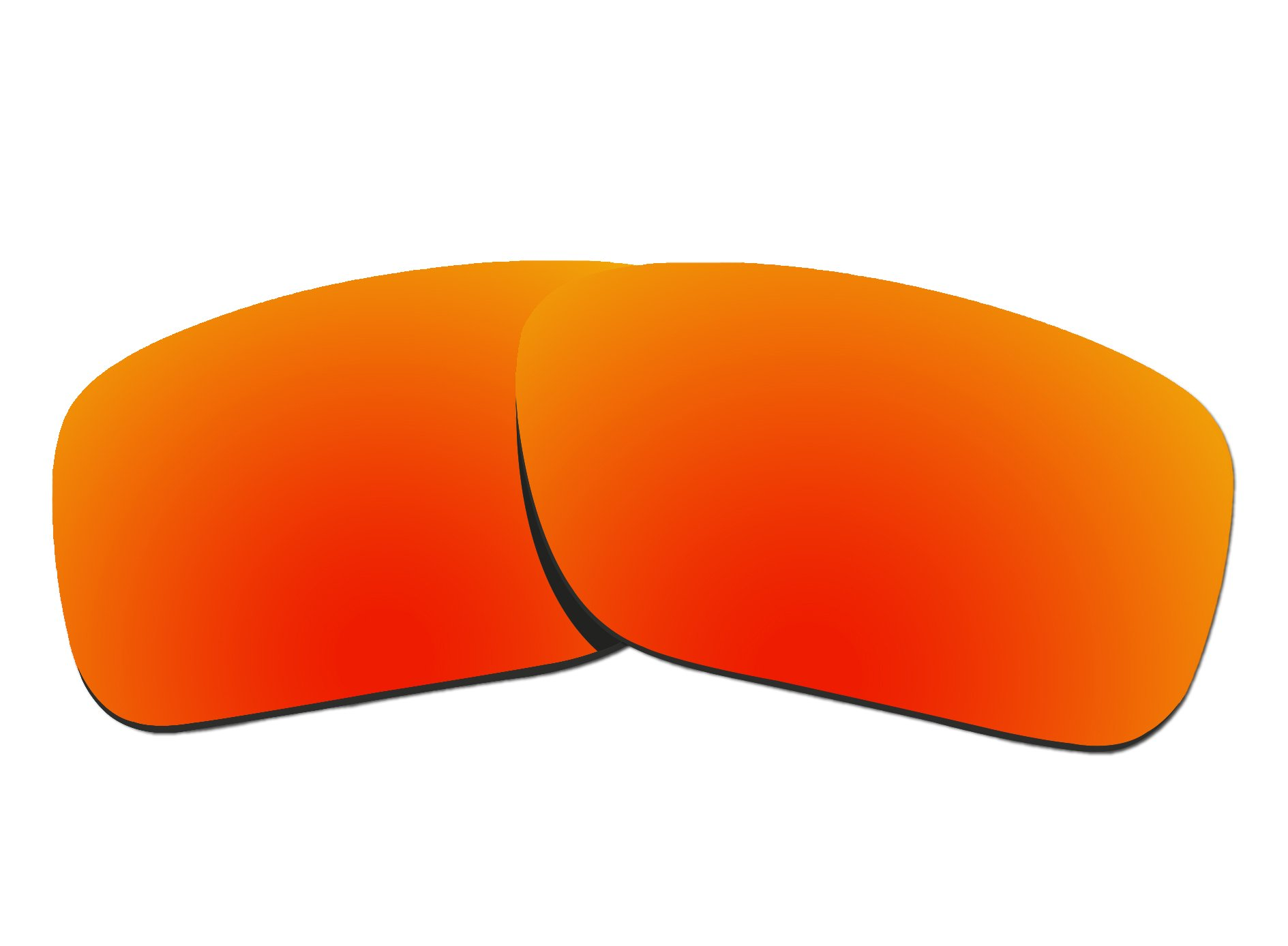 42513de80e Get Quotations · COLOR STAY LENSES 2.0mm Thickness Polarized Replacement  Lenses for Oakley SI Ballistic Det Cord OO9253