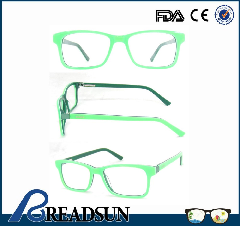 The Most Classical italian Acetate Optical Glasses Frame Eyewear Optical Frame From China