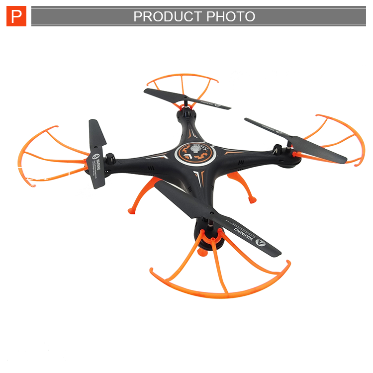 Newest item cheap price 2.4G remote control 4-axis aircraft model for sale