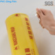 Food Grade PVC Plastic Transparent Wrap with customer logo Printing PVC Cling Film yiwu