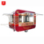 Food truck with CE,Global Best-selling individualized Multifunctional Street Snack Trailer/Mobile Food Cart/ Fast Food Truck