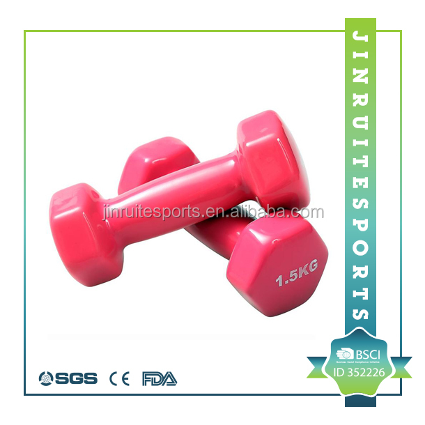 Nature rubber Dumbbell
