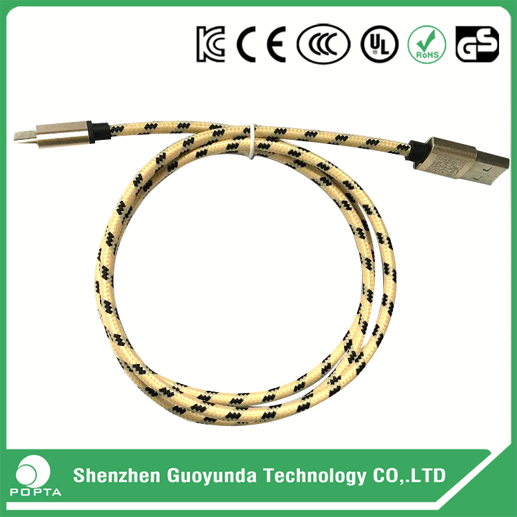 2017 NEW USB Type-C Cable USB 2.0 3.1 Type C Male Connector Data Cable for Letv for Nokia N1USB Type C cable