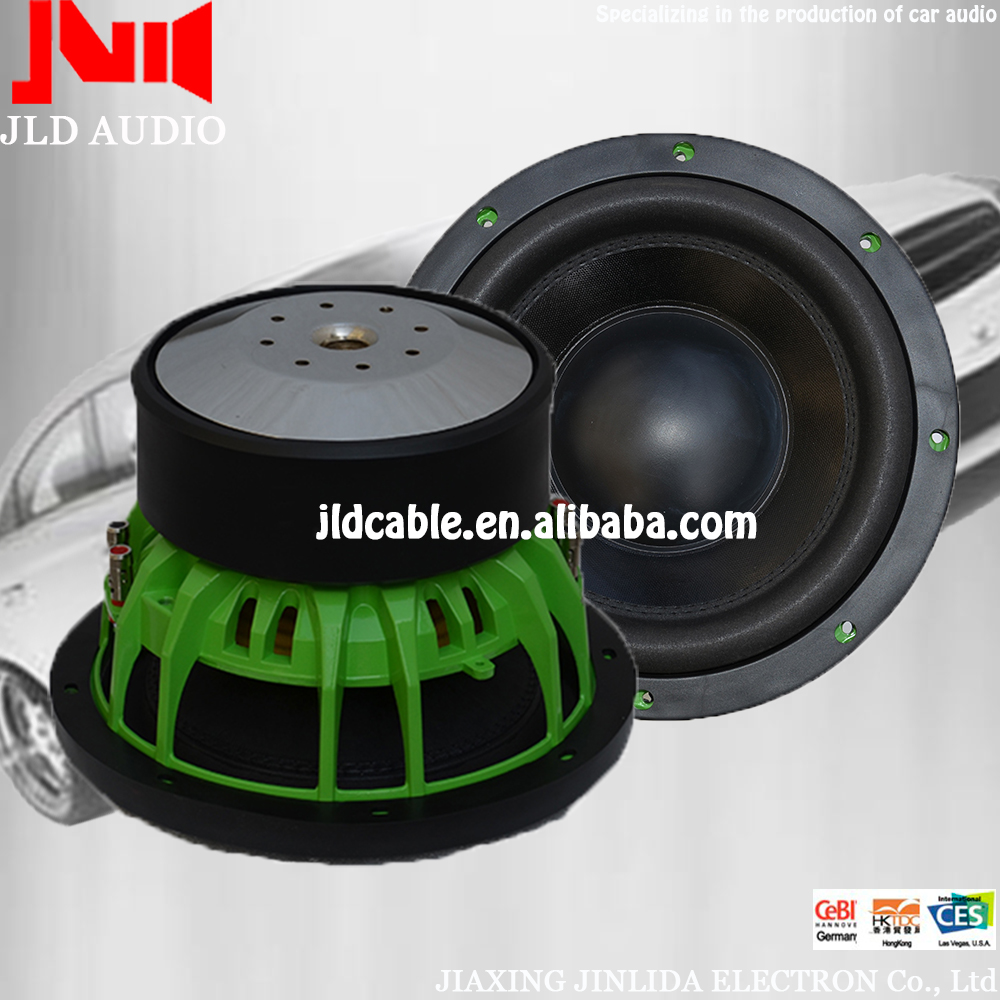 China made 800W RMS car audio 15 inch SPL speaker competition subwoofer