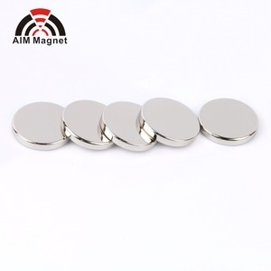 N52 10mm X 3mm Rare Earth neodymium strong disc magnets