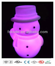 Christmas LED, Plastic LED Christmas Light Wholesale, Lovely Large Size LED Snowman