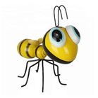 Hot Sale Promotion Outdoor Decoration Garden Ornament Metal Bee Wholesale Products China