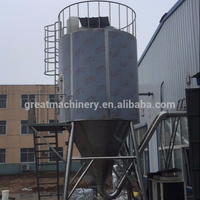 Milk Powder Making Machine Drier Pressure Spray Dryer Drying Tower Machine
