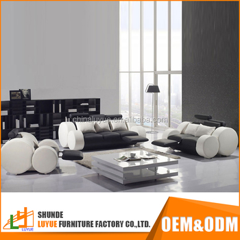 Good Quality European Style Curved Sectional Sofa New Model Sofa