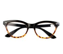 UVLAIK очки для чтения «кошачий глаз» женские очки по рецепту для чтения дальнозоркости пресбиопии диоптрий очки винтажные очки(Китай)