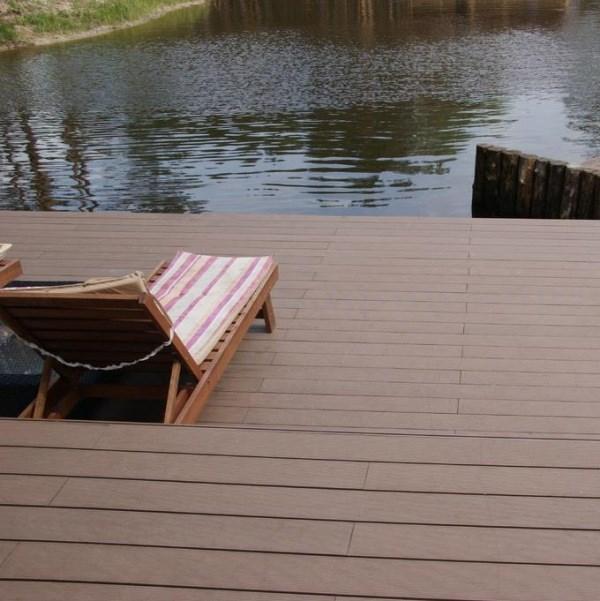 Venta al por mayor suelo pvc imitación madera exterior-Compre online ...