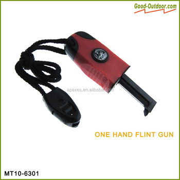MT10-6301 3 in 1 One hand flint gun