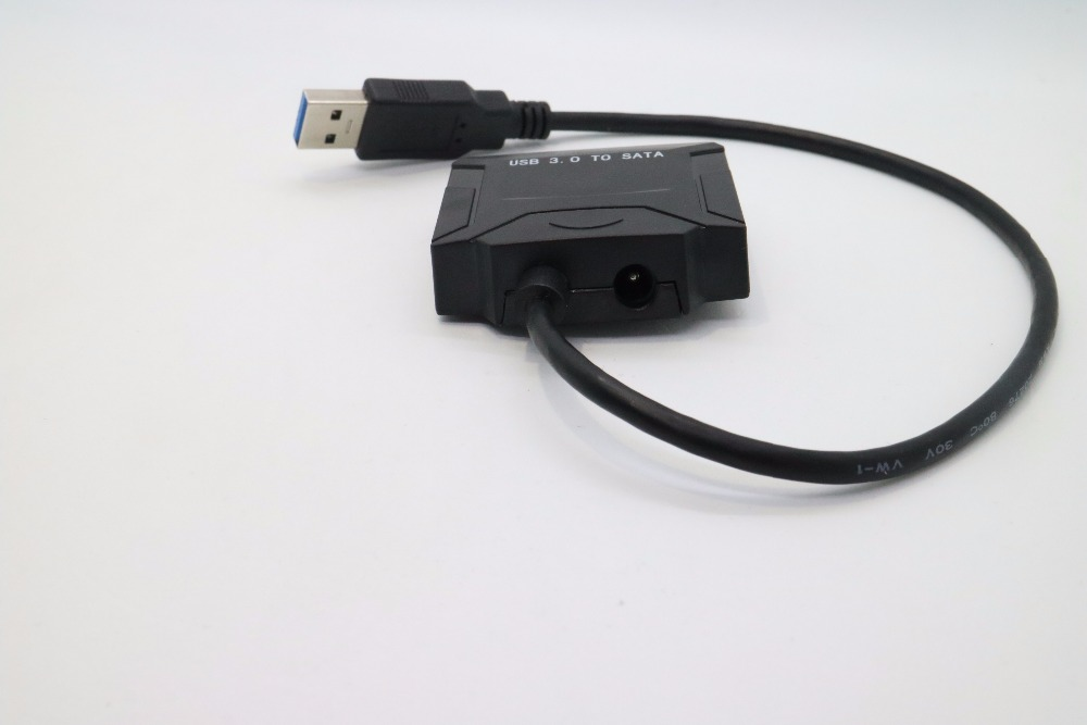 "Support 2.5""/3.5"" SATA HDD/SSD USB 3.0 DC POWER External SATA III cable"