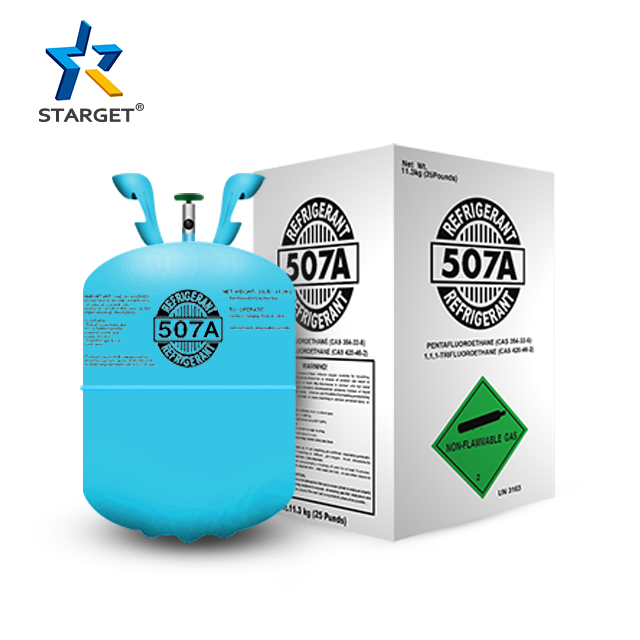 99.9% High Purity Air Condition Ari 700 Stander Mixed Refrigerant Gas R507 Best Price