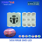 good color consist 5050 SMD LED chip for underwater light
