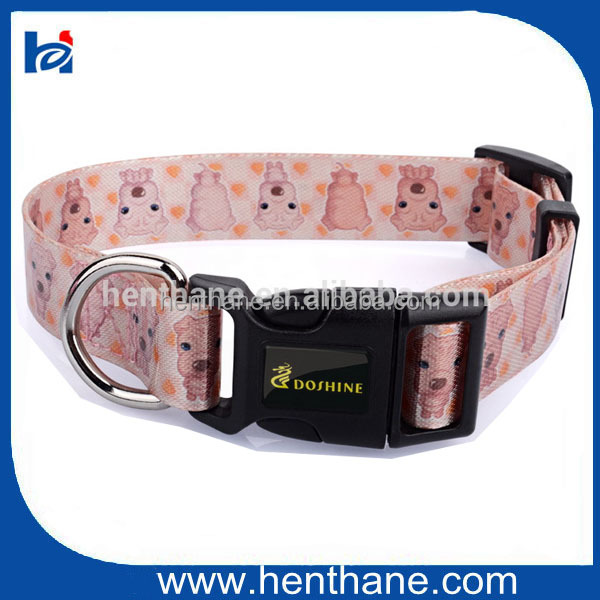 Quick Release Pet cat Dog Collar Leads