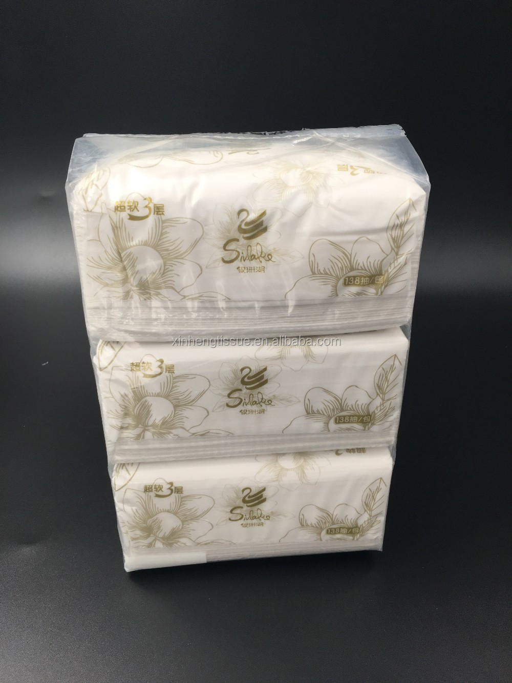 Facial tissue manufacturer