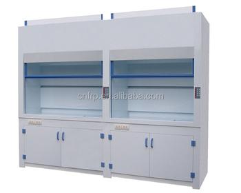 Chemical Laboratory Fume CupboardLaminar Flow HoodExhaust