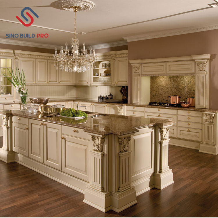 Popular Solid Wood Modular Kitchen Cabinet Designs Buy Modular Kitchen Kitchen Cabinet Kitchen Cabinet Designs Product On Alibaba Com