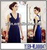 Lady Sexy Cheap Dress Thick Chiffon Evening Dresses Made In China