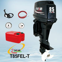 85HP engine boat / outboard motor / outboard engine