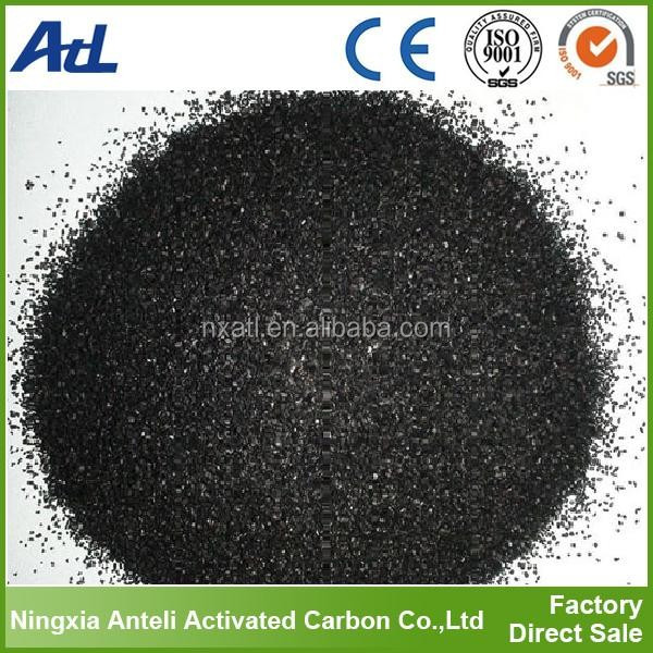 Coal Granular Activated Carbon for Purification of Drinking-water