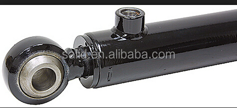 Swivel ball end double acting hydraulic cylinders