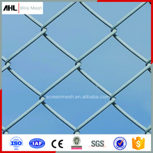 Wholesale High Quality Automatic Galvanized Used Chain Link Fence Panels For Sale