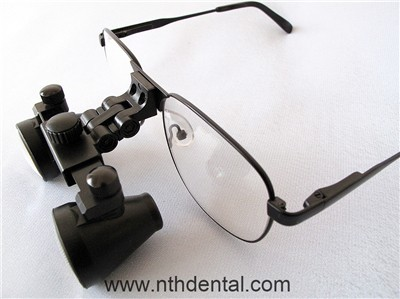 Dental / Surgical Binocular Loupe / Magnifier 2..5x (Optional multiples : 2x 3x 3.5x 4x 5x 6x )
